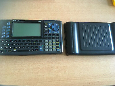 Calculatice Graphique Texas Instruments Ti 92 Scientific Computer Ordinateur