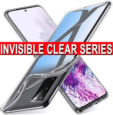 Case for Samsung Galaxy S10 S10e S10 Plus 5G Ultra Slim Clear Silicone GEL Cover