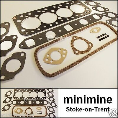 Classic Mini Head Gasket Kit COMPOSITE 998 1071 850 1100 set minor austin morris