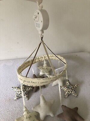 Mamas & Papas Twinkle Twinkle Little Star Musical Mobile