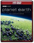 Planet Earth - The Complete Collection (HD-DVD, 2007, 4-Disc Set)