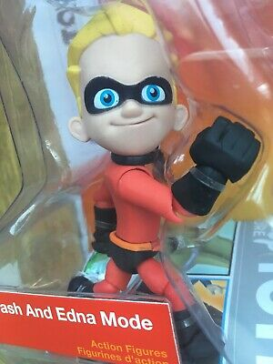 Disney Pixar Toybox The Incredibles Dash & Jack-Jack Action Figures Toys