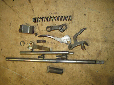Singer 101 Sewing Machine Needle Presser Foot Bars Spring Lever Parts