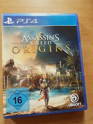 Assassin's Creed Origins PS 4 + Revelations PS 3 + Bloodlines PSP