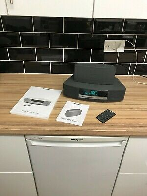 Bose wave system with dab module and user manuals  In mint condition hardly used