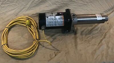 MGPS7C Berkeley Booster Water Pump, SS 7 GPM, 1/2 HP, 1 Ph, 9 stages,115/230 V