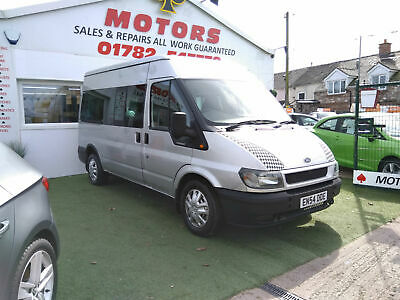 2004 54 Ford Transit 2.0 300 Mwb Motor Caravan,drives Really Well