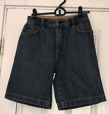 Gap Kids 1969 Boys Loose Fit Jean Denim Shorts NWT Sz 7 Husky