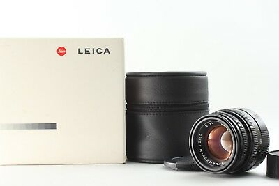 [Mint in Box Germany] Leica SUMMICRON M E39 50mm f/2 MF Lens from japan #467