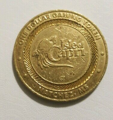 Casino Token Gaming Isle Of Capri Matches Mississippi