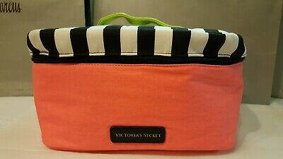 Victorias Secret Sexy Little Things Travel Lingerie Train Case Bag NEW!!