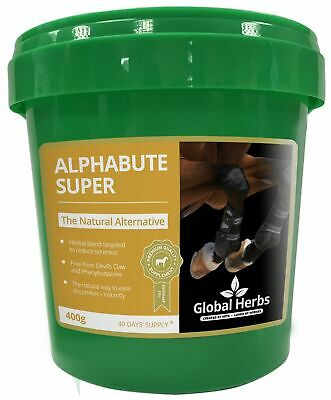 Global Herbs Alphabute Super Free From Devil's Claw and Phenylbutazone