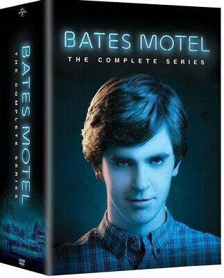 :Bates Motel: The Complete Series (DVD, 2017, 15-Disc Set) Includes all 5 s,New!