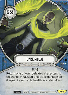 Stealthy Mint//NM Way of the Force SW Fantasy Flight Games F Star Wars Destiny