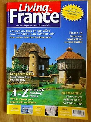LIVING FRANCE Magazine - July - Issue 198