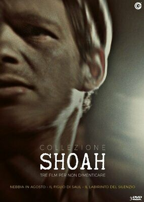 |960865| Shoah Collection (3 Dvd) - Im Labyrinth Des Schweigens [DVD] Sigillato