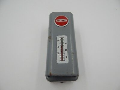 Dayton Room Thermostat Vintage Model 2E369