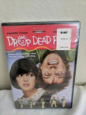DROP DEAD FRED (DVD, 2003) Phoebe Cates, Rik Mayall, BRAND NEW /FACTORY SEALED