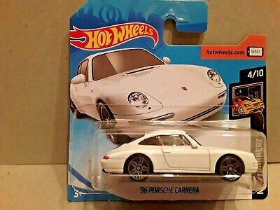 Porsche Carrera  HOT WHEELS  Mint on Card  Mondial Relay Shipping Possible !