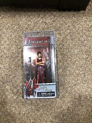 NEW Resident Evil 4 Ada Wong Series 1 Action Figure By NECA mint rare