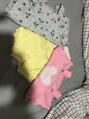 9-12 Months Girls Bundle