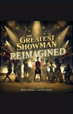 The Greatest Showman  Reimagined - Brand New & Sealed CD
