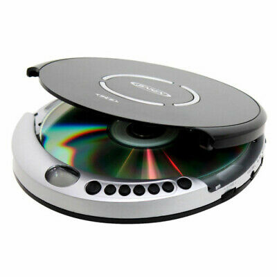 CD Disc Player Portable walkman with Bass Boost AntiSkip system CD-R/RW personal