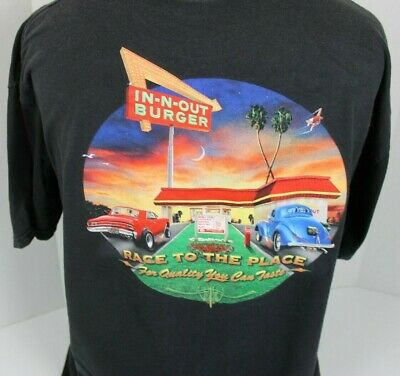a53cc4864343 IN-N-OUT BURGER QUALITY You Can Taste California Race To The Place T ...
