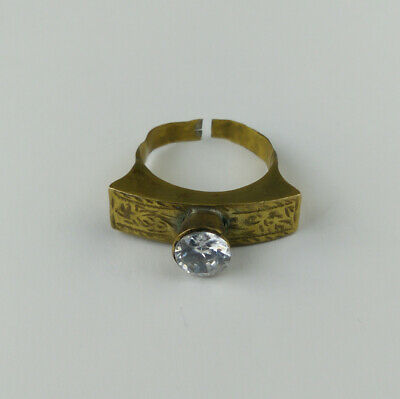 EXTREMELY RARE Ancient RING VIKING BRONZE WEDDING RING VERY Stunning