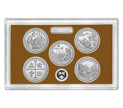 2019 S ATB Clad PROOF Quarters in US Mint pkg - In Stock - Ship TODAY!!