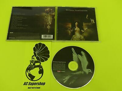 Within Temptation The Heart of Everything - CD Compact Disc