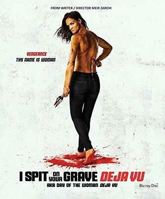 I Spit on Your Grave Deja Vu Blu-ray Free Shipping PreOrder Release 04/23/19