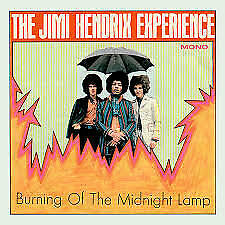 |1079395| Jimi Hendrix Experience (The) - Burning Of The Midnight Lamp (Mono Ep)