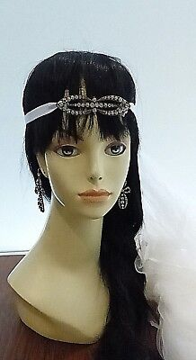 1920's  DECORATION FOR WEDDING HAIR PIECE - HEAD BAND