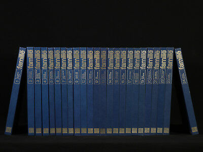 Encyclopédie Famille 2000 - 24 tomes - 1971