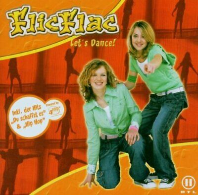 |015054| Flicflac - Lets Dance! [CD] Neuf