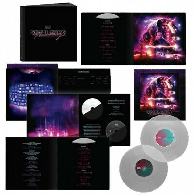  122036  Muse - Simulation Theory (Deluxe Box-Set) (2 Cd+2 Lp) [CD] Neuf
