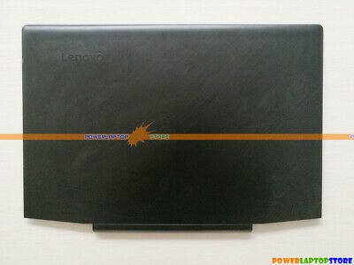 New AM0ZF000110 For Lenovo Y700-15 Y700-15ISK Lcd Back Cover /& Hinges /& Screws