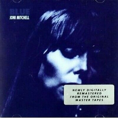 |191804| Joni Mitchell - Blue [CD] Neuf