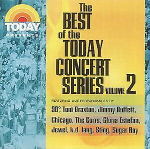|963631| Various Artists - The Best of the Today Concert Series Vol. 2 [CD x 1]