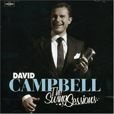 |1204042| David Campbell - The Swing Sessions [CD x 1] New