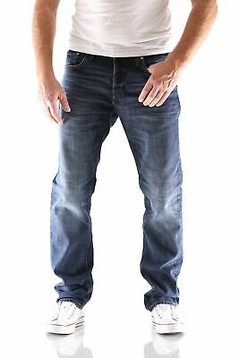 JACK & JONES - MIKE ORIGINAL AM771 Comfort Fit - Herren Jeans Hose