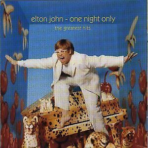 |1024330| Elton John - One Night Only The Greatest Hits [CD] New
