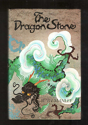 THE DRAGON STONE  Ruth Manley  H/bk D/w 1st ed   Scarce!