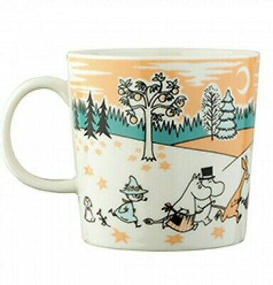 Authentic Arabia Moomin Valley Park Limited Moomin valley mug Japan 2019 Muumi