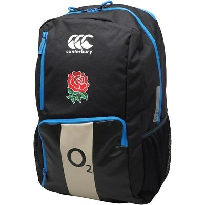 d0167b9ca299 CANTERBURY ENGLAND RUGBY Backpack / Rucksack 2018/19 - Anthracite Grey RRP  £37!