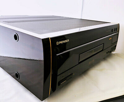 Pioneer Elite CLD-99 Lazer Disc Player Excellent Working Condition w/o Remote