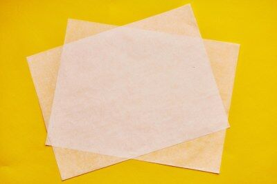 wax paper~transfer to wood~10 sheets~print image candles soap fabric surface