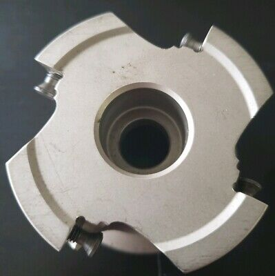 """Iscar HM90 F90A-D2.50-4-1.00 2.50"""" Indexable Face Mill"""