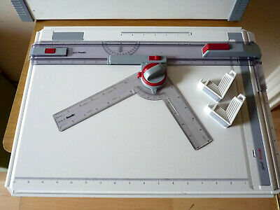 Rotring Portable Drafting Board with Carry Case